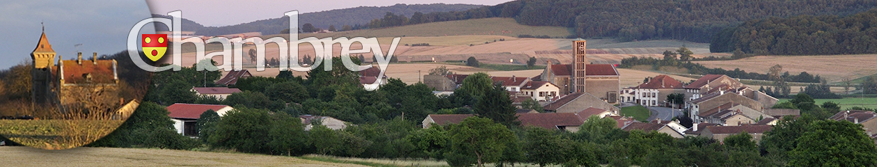 Commune de Chambrey